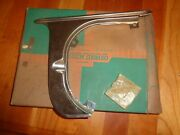 1961 Chevrolet Station Wagon Nomad Ss Nos Accessory Gas Door Guard 985027