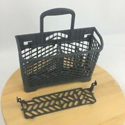 Dishwasher Silverware Tray Basket With Lid/cover - Universal Replacement Part