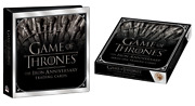 Game Of Thrones Iron Anniversary Series One - Sealed Box And Binder Combo - Preord