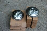 1948-1955 Ford Pickup Truck Hubcaps 4 Nos