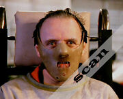 Anthony Hopkins Hannibal Lecter In Mask The Silence Of The Lambs 8x10 Photo 1137