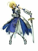 Fate / Stay Night Saber Combat Ver. 1/6 Scale Painted Pvc Figure