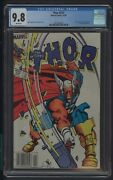 Thor 337 Cgc 9.8 11/83 1st Appearance Of Beta Ray Bill Simonson Story Newsstand