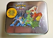 Pokemon 2003 Ex Collector's Tin. Extremely Rare Factory Sealed. Brand New.