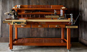 Custom Reloading Workbenches By American Workbench The Constitution