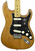 Fender American Professional Ii Stratocaster In Roasted Pine