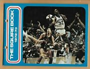 1972-73 Virginia Squires Media Guide Aba Basketball Julius Erving Featured Dr. J