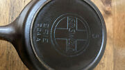 No. 5 Griswold Cast Iron Skillet Slant Logo And Heat Ring