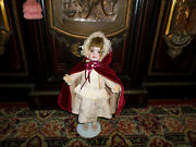 Antique 18 German Handwerck Bisque Head Doll 109 7 1/2 And Compo Body