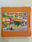 Handy Manny Matchbox Pop-up Fold Out Playset Foldable No Figures/accessories