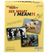 Relative Insanity See What I Mean Made And Played By Jeff Foxworthy New Sealed
