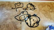 92 93 Mustang 5.0 Ecu Pcm Maf Injector Wiring And O2 Harness Mass Air 5 Speed T5