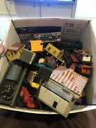 Large Mixed Lot Tyco Bachmann Life-like Misc. Ho Scale Train Lot Parts Repair