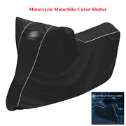 Motorcycle Waterproof Outdoor Motorbike Scooter Dust Rain Large Cover Size S-xxl