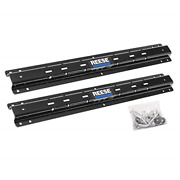 Reese 30153 Outboard Fifth Wheel Trailer Hitch Mounting Rails Only - 10-bolt,