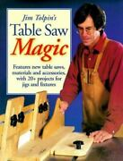 Jim Tolpinand039s Table Saw Magic