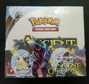 Pokemon Xy- Ancient Origins Booster Box 36 Packs Factory Sealed