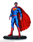 Superman Statue Dc Comics Icons 1185/5200 Dc Collectibles New Sealed