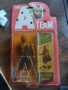 Mr T Action Figure Galoob 1983 Doll 6 Inch Sealed On Card Complete