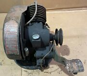Johnson Iron Horse Model X417 Gas Engine Hit And Miss Sn 103518