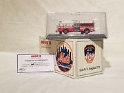 Code 3 Fdny Engine Co 273 - Ny Mets Seagrave Pumper 12832