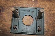 """Sears Craftsman 15"""" Drill Press Motor Mount, 18921-103, Off King Seely Press"""