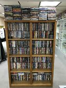 Wholesale Lot Of 1200+ Assorted Dvds,dvds Movies,t.v. Shows,blu Ray Some Sealed