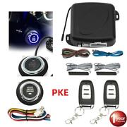 Car Alarm Remote Control Lcd Keyless Entry Auto Central Lock Anti Theft Device