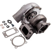 Gt35 Gt3582 Turbo Charger T3 Ar.70 Turbocharger Bearing Cast Iron Turbine