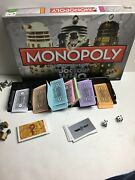 Dr Doctor Who 50th Anniversary Monopoly - House Miss - Free Expedited Shipping