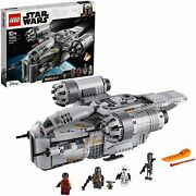 Lego Star Wars The Mandalorian The Razor Crest Exclusive Building Kit From Japan
