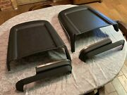 1967 Ford Mustang Shelby Deluxe Seat Panels And Trim, New Complete Set