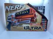 Nerf Ultra Two 2 - Motorized Firing For Up To 120 Ft - Comes With Darts