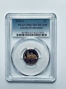 2009-s Lincoln Bicentennial Reverse Professional Years Cent Pcgs Pr67rd Dcam