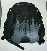 Ultra Rare Flak Jacket Backpack Black Tactical Field Gear Day Pack