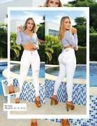 Jeans Colombianos Sc8308b Authentic Colombian Push Up Jeans, Jean Levanta Cola