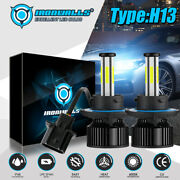6-sides Led Headlight Bulbs Conversion Kit For Ford F150 2004-2014 High Low Beam