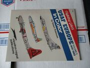 Squadron Signal Fighting Colors Usaf Europe Vol. 2 1947-1963 In Color 6563