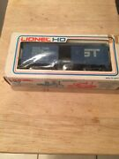 Vintage Lionel Ho Grand Trunk Western Box Car 58614 In Blue. Excellent Condition