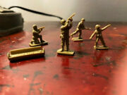 Airfix 1960s Vintage 1/72 Ho/oo Scale U.s. Army Figures Different Sets