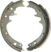 1967-1973 Mustang Front Or Rear Drum Brake Shoes 10 X 2-1/2 44-39558-1