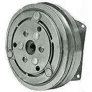 1965-1972 Air Conditioner Clutch - 6 Diameter Single Groove Pulley - 289 V8 -