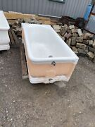 2available Price Each Antique Pottery Bath Tub 67 X 29.75 X 22.5 H Wheeling Wv