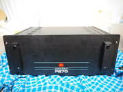 Musical Fidelity Class Power Amplifier P270 Complete Product