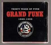Grand Funk Railroad Thirty Years Of Funk 1969-1999 Cd 3 Disc Set Out Of Print