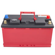 Deep Cycle Lithium-iron Dual Power Rv Battery W/ Emergency Start Group Size 93