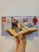 Lego Storybook Tribute 40291 Hans Christian Andersen Promo Gwp Set New And Sealed