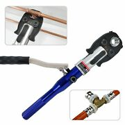 Hydraulic Pex Pipe Crimping Tools Stainless Steel Copper Pressing Plumbing Kits