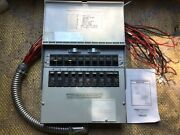 Reliance Controls Pro/tran2 - 30 Amp Indoor 10 Circuit Transfer Switch