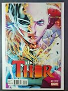 The Mighty Thor 1 120 Rare Dauterman Variant Jane Foster Love And Thunder